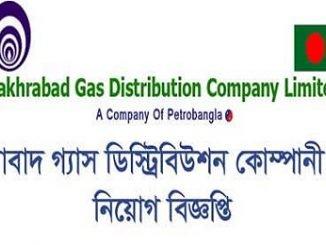 Bakhrabad Gas Distribution Company Limited Job Circular Online
