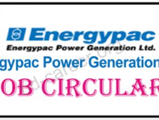 Energypac Power Generation Ltd Job Circular Online