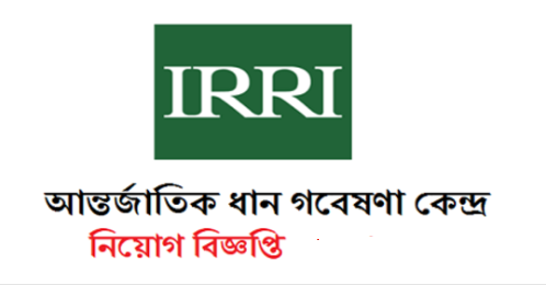 International Rice Research Institute IRRI Job Circular Online