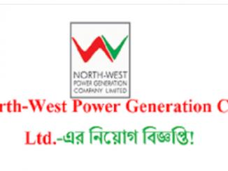 North-West Power Generation Job Circular Online