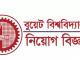BUET Job Circular Online