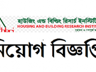 Housing and Building Research Institute Job Circular Online