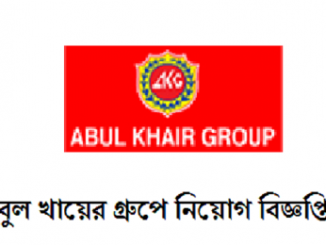 Abul Khair Group Job Circular Online