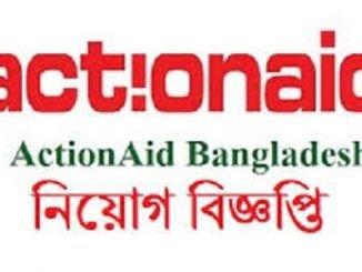 ActionAid Bangladesh Job Circular Online