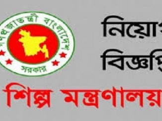Ministry Of Industries Job Circular Online