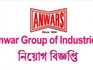 Anwar Group of Industries Job Circular Online