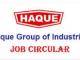Haque Group Job Circular Online