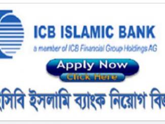 ICB Islamic Bank Limited Job Circular Online