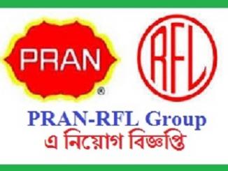 PRAN-RFL Group Job Circular Online