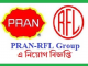 PRAN-RFL Group Job Circular Online