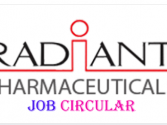 Radiant Pharmaceuticals Limited Job Circular Online