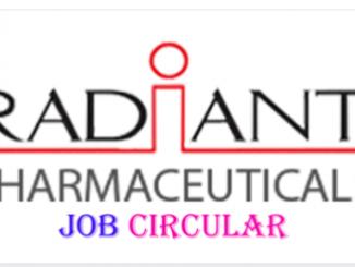 Radiant Pharmaceuticals Limited Job Circular Online