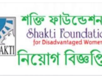 Shakti Foundation NGO Job Circular Online