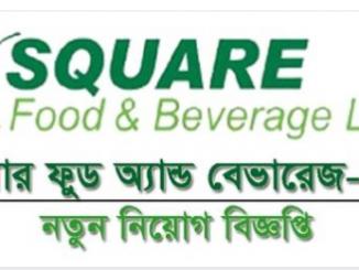 Square Food & Beverage Ltd Job Circular Online
