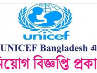 Unicef NGO Job Circular Online