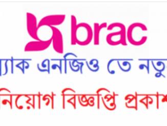 BRAC NGO Job Circular Online