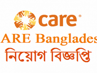 CARE Bangladesh Job Circular Online