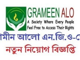 Grameen Alo Job Circular Online