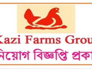 Kazi Farms Group Job Circular Online