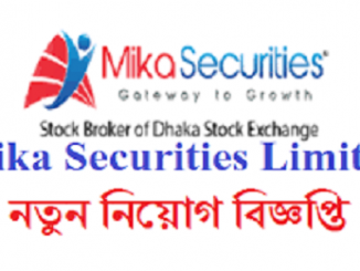 Mika Securities Limited Job Circular Online