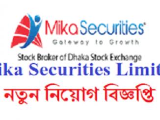 Mika Securities Limited Job Circular Online