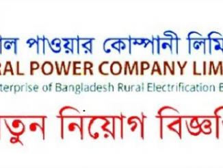 Rural Power Company Limited RPCL Job Circular Online