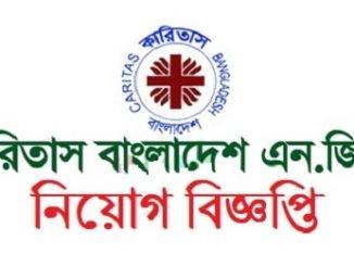 Caritas Bangladesh NGO Job Circular Online