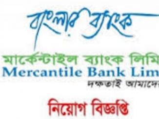 Mercantile Bank Limited Job Circular Online