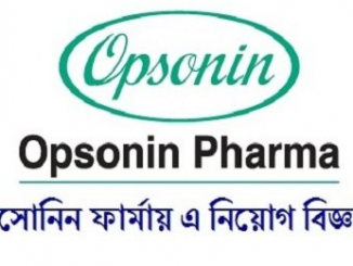 Opsonin Pharma Ltd Job Circular Online