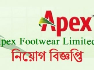 Apex Footwear Limited Job Circular Online
