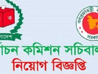 Bangladesh Election Commission Job Circular Online