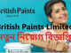 British Paints Limited Job Circular Online