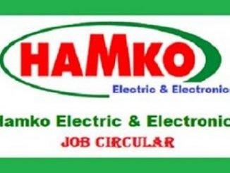 HAMKO Electric and Electronics Job Circular Online