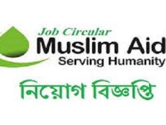 Muslim Aid Job Circular Online
