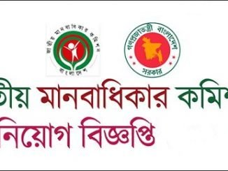 National Human Rights Commission NHRC Job Circular Online