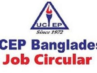 UCEP Bangladesh Job Circular Online