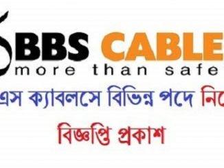 BBS Cables Job Circular Online