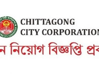 Chittagong City Corporation Job Circular Online