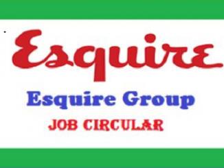 Esquire Group Job Circular Online
