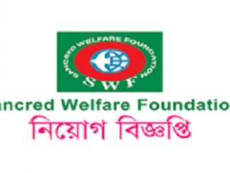 Sancred Welfare Foundation Job Circular Online