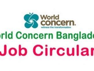 World Concern Bangladesh Job Circular Online