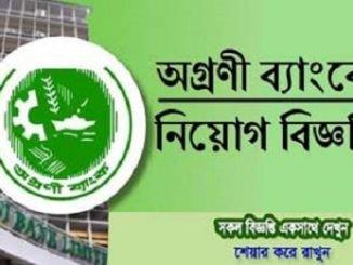 Agrani Bank Job Circular Online