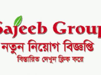 Sajeeb Corporation Job Circular Online