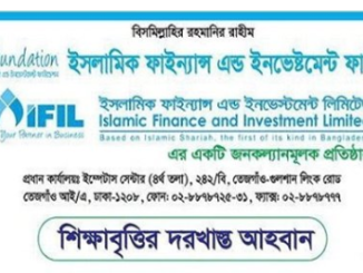 Islamic Finance and Investment Ltd Scholarship Online