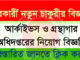 Department of Archives and Library Job Circular Online