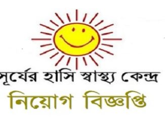 Surjer Hashi Health Center Job Circular Online