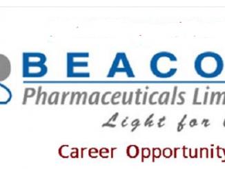 Beacon Pharmaceuticals Job Circular for you