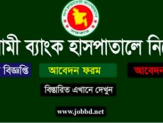 Islami Bank Hospital Job Circular for you